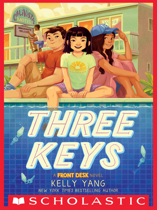 Title details for Three Keys by Kelly Yang - Wait list